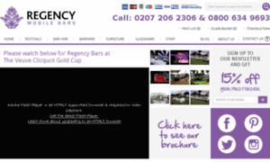 Regencybars.co.uk thumbnail