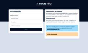 Registro.unitec.edu thumbnail