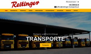 Reitinger-transporte.at thumbnail
