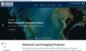 Remotesensing.usgs.gov thumbnail