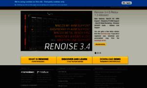Renoise.com thumbnail