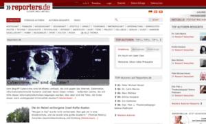 Reporters.de thumbnail