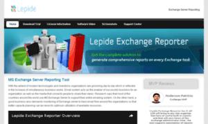 Reports.exchangereporter.net thumbnail