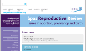 a review of the issues of abortion