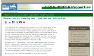 Resales.usda.gov thumbnail