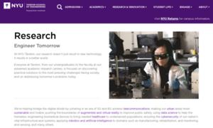 Research.poly.edu thumbnail