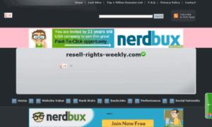 Resell-rights-weekly.com.way2seo.org thumbnail