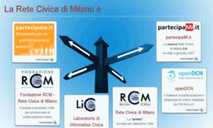 Retecivica.milano.it thumbnail