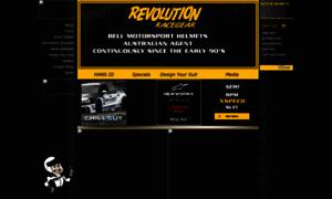 Revolutionracegear.com.au thumbnail