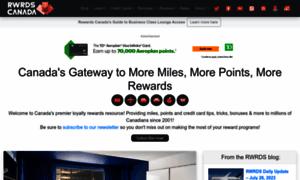 Rewardscanada.ca thumbnail