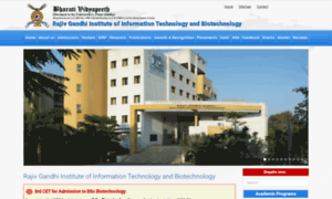 Rgitbt.bharatividyapeeth.edu thumbnail