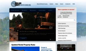 Richlandcountysc.gov thumbnail