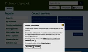 Richmond.gov.uk thumbnail