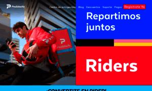 Riders.repartosya.com.ar thumbnail