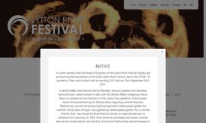 Riverfestival.ca thumbnail