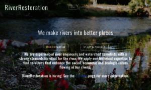 Riverrestoration.org thumbnail