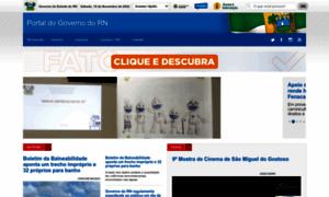 Rn.gov.br thumbnail