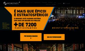 Roadsec.com.br thumbnail