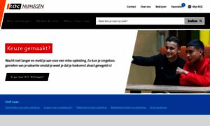 Roc-nijmegen.nl thumbnail