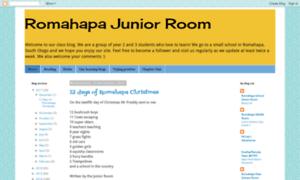 Romahapajuniorroom.blogspot.co.nz thumbnail