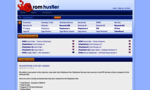 romhustler.org - Rom Hustler - PSX ROMs GBA ROMs NDS ROMs SNES ROMs