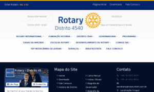 Rotary4540.com.br thumbnail