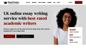 quality essays uk Just order a top-notch piece at custom-writingcouk and forget about the troublesome burden quality custom essay writing is what will maintain your satisfactory academic progress at all times our qualified writers and specially trained editors take custom writing to a higher level by composing flawless papers according to your instructions.