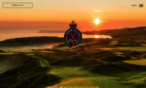 Royalportrushgolfclub.com thumbnail