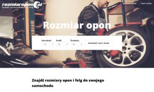 Rozmiaropon.pl thumbnail