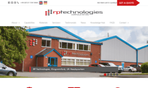 Rptechnologies.co.uk thumbnail