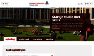 Ru.nl thumbnail