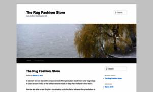 Rugfashionstore.freeblog.biz thumbnail