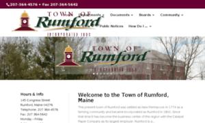Rumfordmaine.net thumbnail