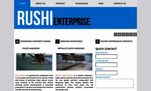 Rushienterprise.org thumbnail