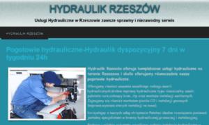 Rzeszow-hydraulik.firma-budowlana-remontowa.pl thumbnail