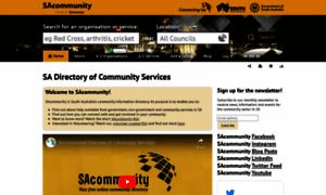 Sacommunity.org thumbnail
