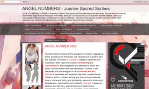 Sacredscribesangelnumbers.blogspot.de thumbnail