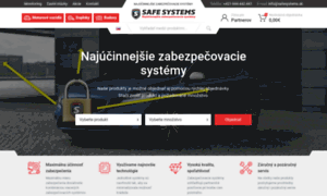 Safesystems.sk thumbnail