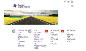 Saludcolombia.org thumbnail