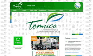 Saludmunicipaltemuco.cl thumbnail