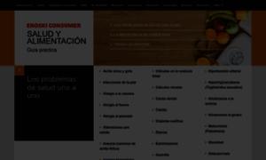Saludyalimentacion.consumer.es thumbnail