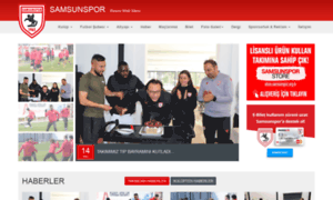 Samsunspor.org.tr thumbnail