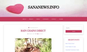 Sananews.info thumbnail