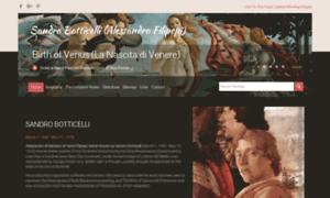 Sandrobotticelli.net thumbnail