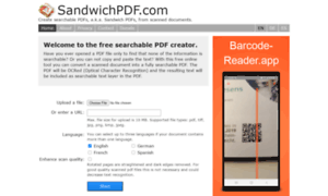 is pdf a searchable online