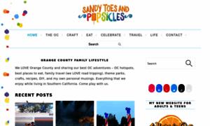 Sandytoesandpopsicles.com thumbnail