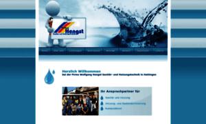 Sanitaer-heizungstechnik-hengst.de thumbnail