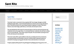 Santritzz.org thumbnail