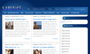 Sapunice.info thumbnail