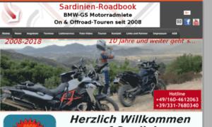 Sardinien-roadbook.de thumbnail
